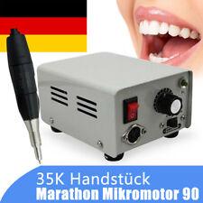 Laboratoire dentaire Micromoteur Strong 90 Micro Motor + 35K RPM Handpiece