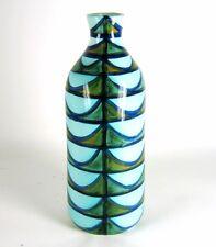 Alessio Tasca Keramik Vase 60er 70er Jahre Nove Italy Pottery Raymor Era 27cm