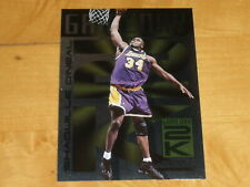 1999-00 Skybox Dominion Gameday 2K #7 Shaquille Shaq O'Neal