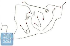 1995-98 Chevrolet Truck 1500 4 WD Ext Cab  - Front Brake Line Kits TKT9507