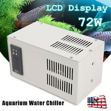 Thermoelectric water Chiller cooling-water machine for Aquarium Fish Tank 20L