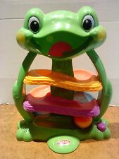Hasbro Kullerfrosch Playskool mit Licht und Musik Lernspielzeug