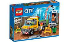 LEGO CITY DEMOLITION CAMIONCINO DA DEMOLIZIONE  5-12 ANNI    ART 60073