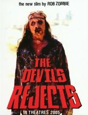 The Devil's Rejects T-shirt *100% cotton* High Quality * Horror * Rob Zombie