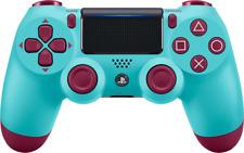 Sony Dualshock 4 Wireless Controller Ps4 Berry Blue
