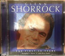 GLENN SHORROCK 'The First 20 Years' 1996 34Trk 2CD *Little River Band *Axiom