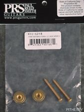 NEW PRS GOLD STRAP BUTTONS PAUL REED SMITH CUSTOM CE SE S2 DGT McCARTY 513