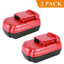 Biswaye 2 Pack 18V 3.0Ah Battery for Porter Cable NiCd Cordless Power Tools NEW