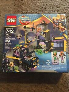 LEGO 41237 – Batgirl Secret Bunker – DC Super Hero Girls - NEW SEALED