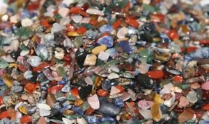 Crystals XXSmall 3-7mm Tiny Crystals - Tumbled Crystal Chips - 25g ~ 1kg