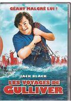 DVD LES VOYAGES DE GULLIVER jack black