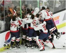 Washington Capitals 2018 NHL Stanley Cup Champions Team Celebration 8x10 Photo 2