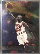 1997-98 Metal Universe #23 Michael Jordan