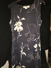 Victoria Moon Ladies Summer Cocktail Dress Long Size Small