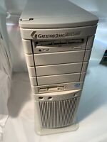 Vintage Gateway 2000 4dx2-66v Full Tower Boot to Bios