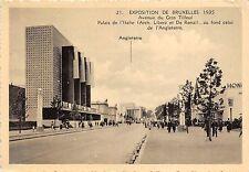 Br38375 Exposition de Bruxelles avenue du Gros Tilleul belgium