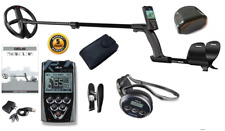"XP Deus Metal Detector V4 w/ WS4 Wireless Headphones + Remote + 9""  Coil LOOK!"