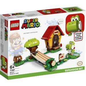 LEGO Mario's House & Yoshi Expansion Set 71367