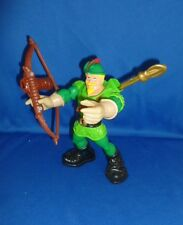 Fisher Price Great Adventure Nottingham Forest Robin Hood Bow Arrow