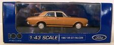 XR GT Gold 1967 Falcon 100yrs - 1:43 Classic Carlectables