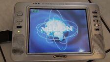 Medion* Portabler 8 Zoll LCD-TV mit intregierten DVB-T / Analog Combi-Tuner