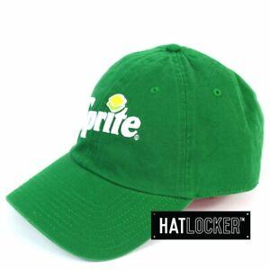 Sprite Hat - Green Ballpark Strapback - American Needle