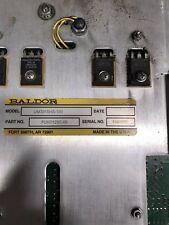 Baldor Servo Drive Tree 425 CNC Mill UM3015HS-150 FUH7123C-00 Used With Dynapath