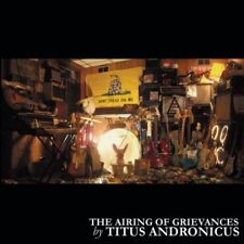 Titus Andronicus-The Airing of Grievances  CD XL Recordings