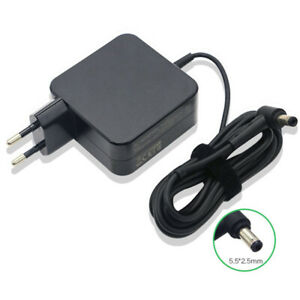 45W AC Laptop Power Adapter Charger For Toshiba L55 L55D L55t 19V 2.37A 5.5mm