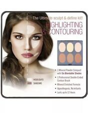 Magic Minerals Contour Kit by Jerome Alexander Xmas Gift