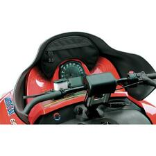Parts Unlimited 0710-0134 Snowmobile Windshield Bag - Black
