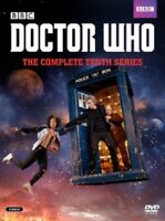 Doctor Who The Complete Tenth Series 10TH DVD Season 10 FREE EXPEDITED SHIPPING