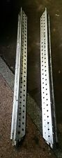 BMW E53 X5 Aluminium Side Step runners footrail skirts running Boards oem