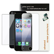 Reusable Screen Protector -Front&Back Screen Guard for Apple iPhone 5 5S 5C 5G