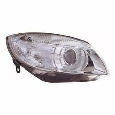 Pour Skoda Fabia Mk2 H7 2007-4/2010 Phare Lampe UK Coté Passager O/S