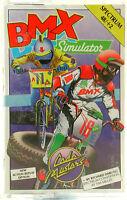 SINCLAIR ZX SPECTRUM BMX SIMULATOR - GAME CASSETTE 1986