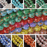 12~20mm Round Lampwork Glass Loose Spacer Beads Lot Wholesale Jewelry Making