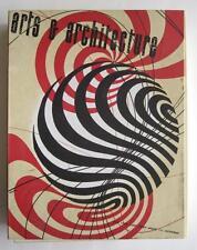 Mid-Century Modern ARTS & ARCHITECTURE Magazine Entenza 1945 Set Taschen Reprint