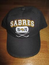 Old Time Hockey BUFFALO SABRES 1970 (Adjustable) Cap