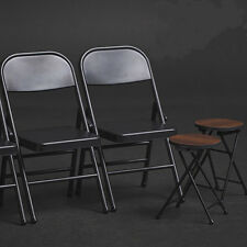 2017 New Folding Circle chair Furniture for  1 / 6 Soldier doll and BJD