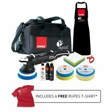 Rupes LHR21 Mark III Polisher Special Kit   Bigfoot Bag Buffer Combo
