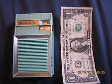 Vintage Sportmaster 6 Transistor Radio 1960 Works