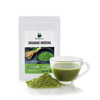 Organic Green Tea Matcha Powder 200g(7oz)_Culinary Grade_USDA, EU Certified