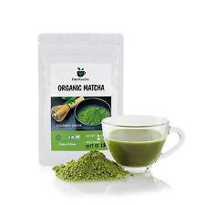 Organic Green Tea Matcha Powder 100g(3.5oz)_Culinary Grade_USDA, EU Certified
