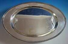 Etruscan by Gorham Sterling Silver Meat Platter with Wells #A9861 (#1481)