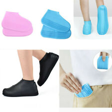 Overshoes Covers Waterproof Shoe Recyclable Silicone Rain Protector Boot Cover