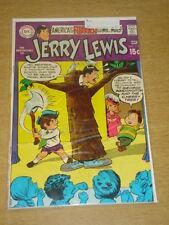 ADVENTURES OF JERRY LEWIS #115 VF- (7.5) DC COMICS NOVEMBER 1969 **