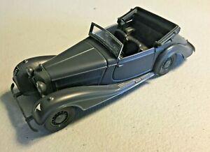 Solido Diecast WW2 German Mercedes Staff Car 1/50
