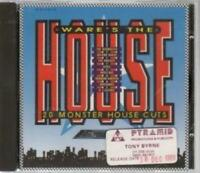 Various : Wares The House (1989) CD Value Guaranteed from eBay's biggest seller!