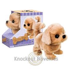 Redley The Retriever Dog Walk Bark Nod Moving Realistic Pet Gift Puppy Golden